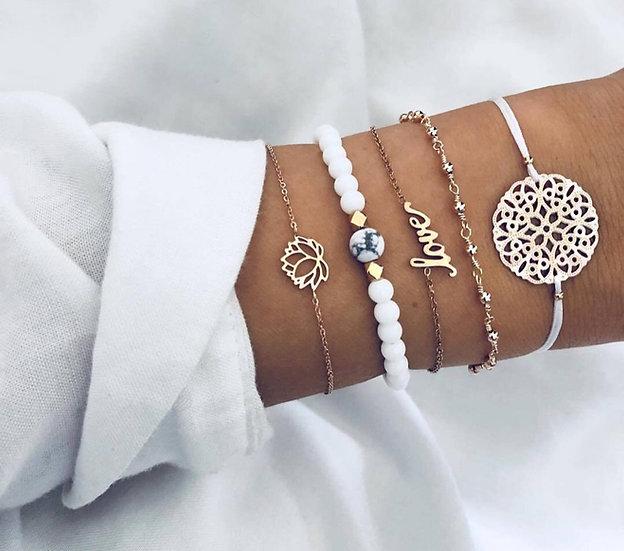 Jenny Bracelet Set