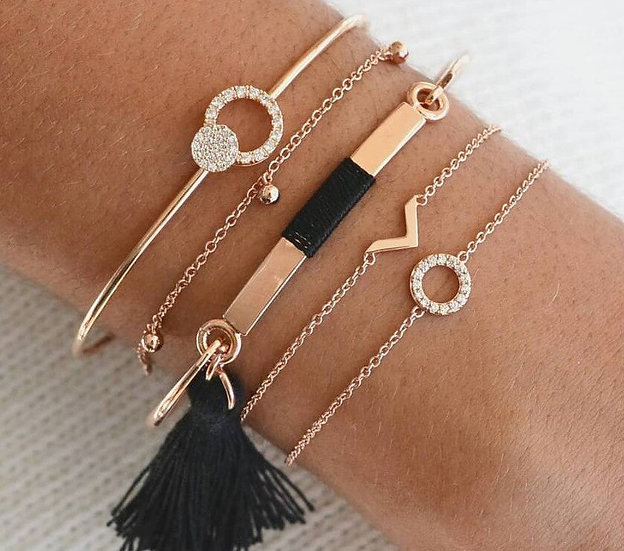 Vivi Bracelet Set
