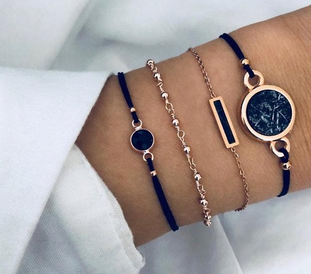 Maggie Bracelet Set