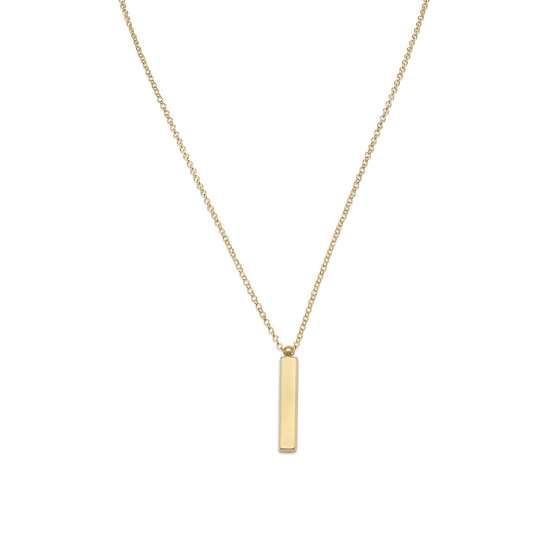Lilia Gold Necklace