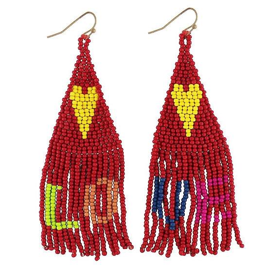 Love Seed Earrings