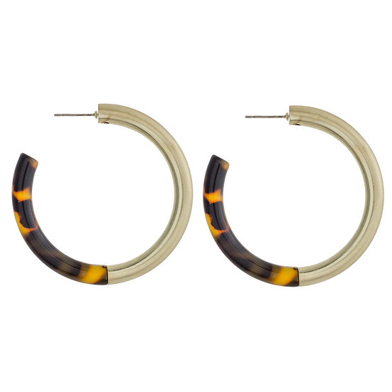 Dale Hoop Earrings