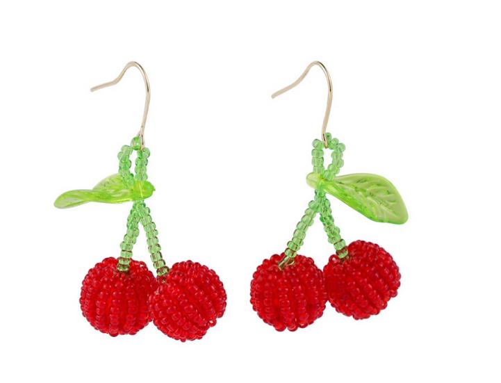 Chica Cherry Earrings