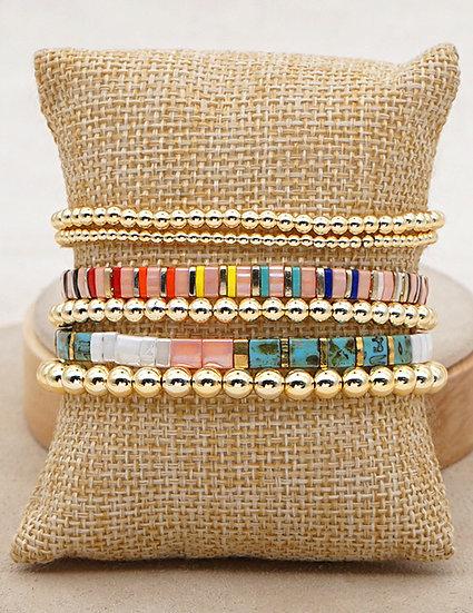 Thea Bracelet Set