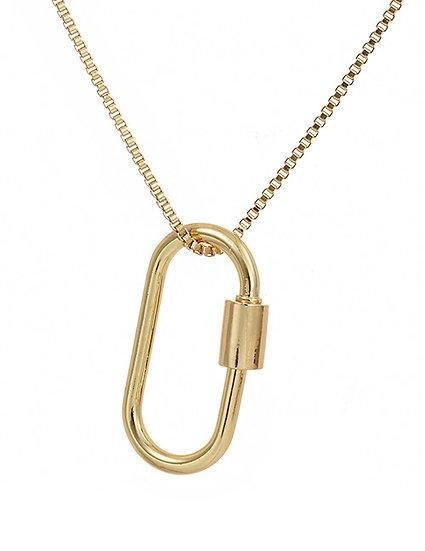 Aran Pendant Necklace