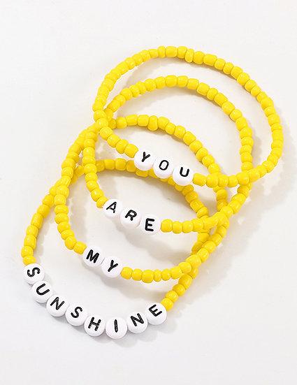 Colleen Stretch Bracelet Set