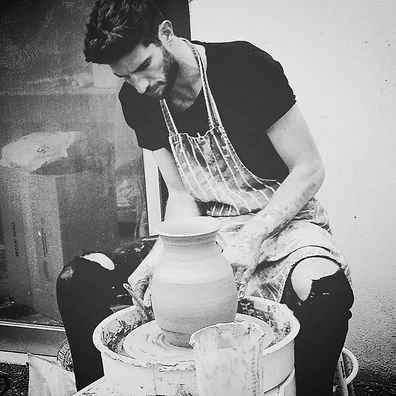 Ryan Barrett Pottery