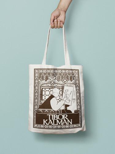 Tote Bag Illustration