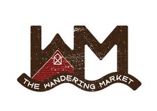 Wandering Market Logo Concept