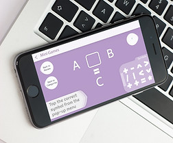 Syllogismic App Design Mockup