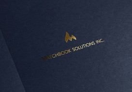 Matchbook Solutions Logo Mockup
