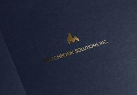 Matchbook Solutions Logo Mockup