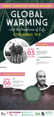 University of Alberta Event Poster