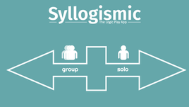 Syllogismic App UI Design