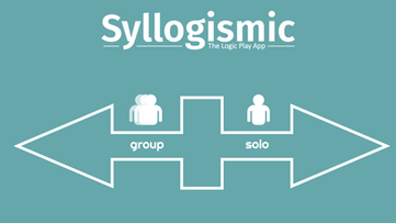 Syllogismic App UI Design