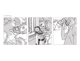 'Wake Up' Storyboard Panel