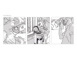 'Wake Up' Storyboard Panel