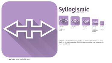 Syllogismic IOS Icon