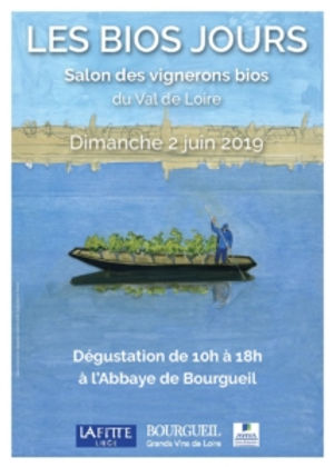Salons les bios jours de Bourgueil 2019.