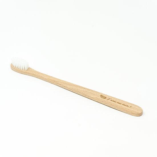 Brosse à dents écologiques en bois 🇨🇭