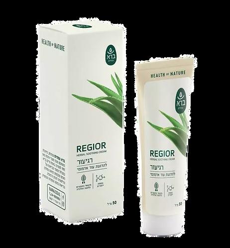 רגיעור - Regior Herbal Soothing Cream