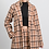 Thumbnail: Tartan Oversize Coat