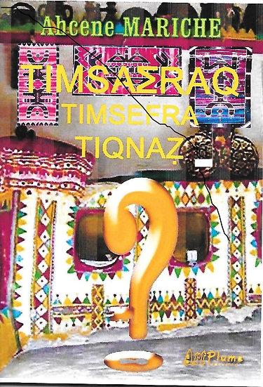 Timsaɛraq timsefra tiqnaẓ