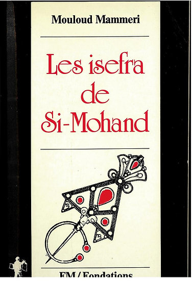 Les isefra de Si Mohand