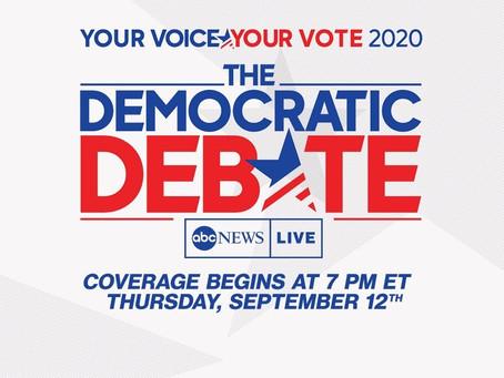 Tercer debate demócrata 2019