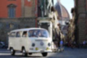 noleggio pulmino volkswagen per matrimoni feste tour photo booth trasferimenti compleanni