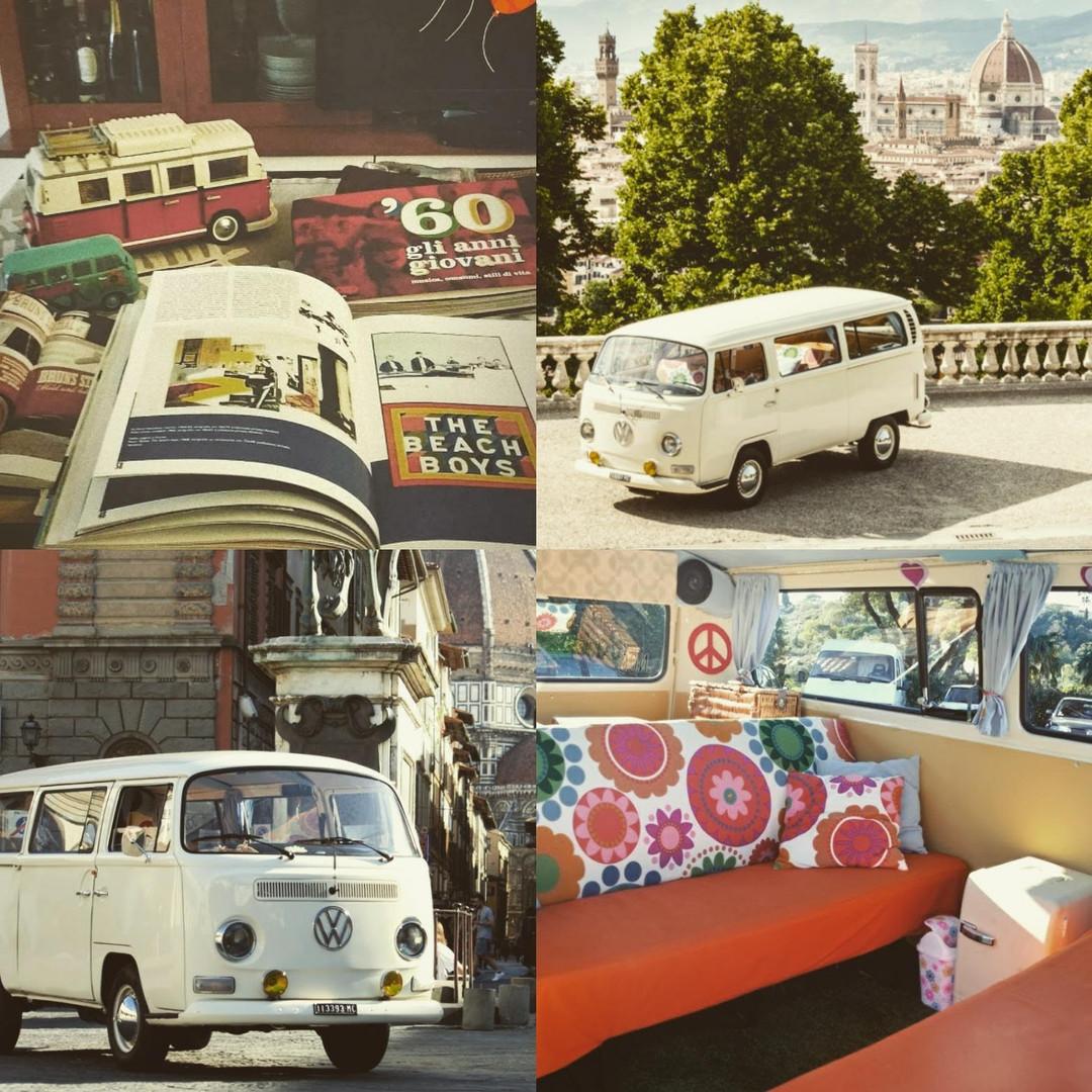 vintage van firenze tour vintage
