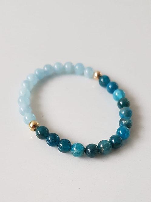 Sweet Blue Bracelet