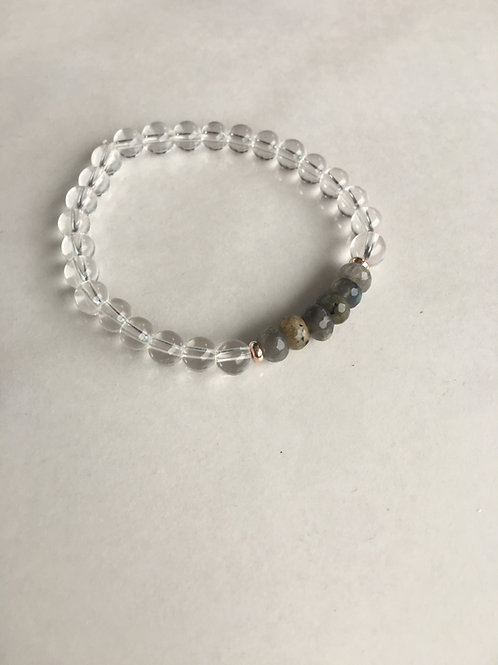 Collection INTENTIONS : bracelet abundance