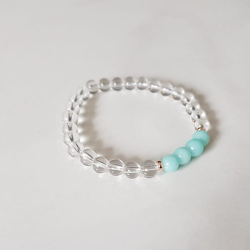 Collection INTENTIONS : bracelet serenity