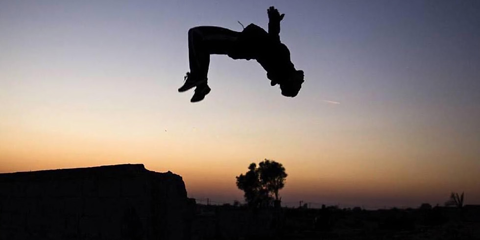 Parkour med Matar Gaza