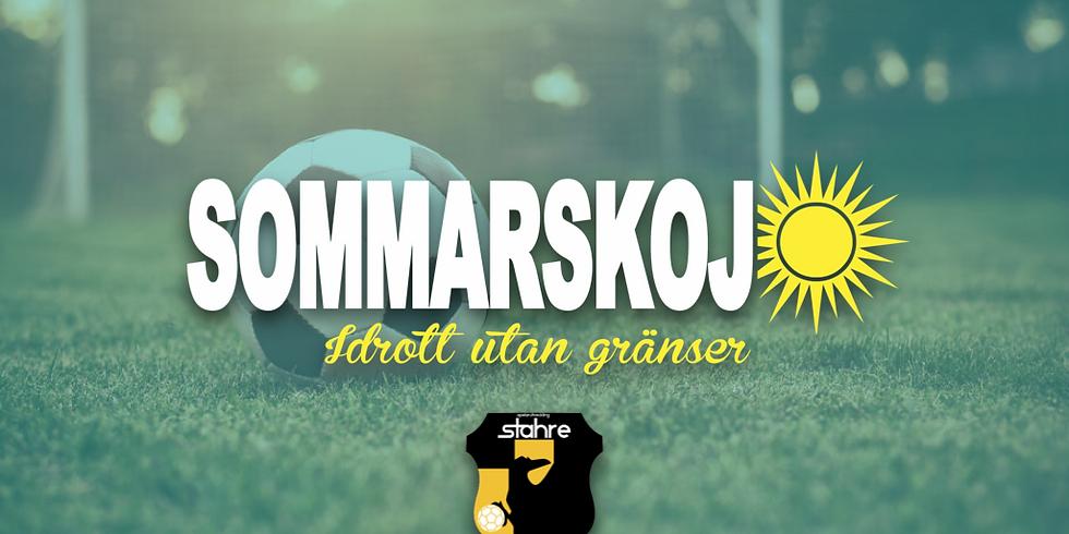 Fotboll för alla med Stahre Akademin