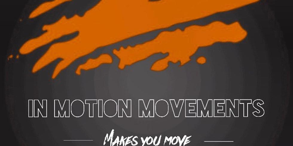 In Motion Movement Ålder 11-14