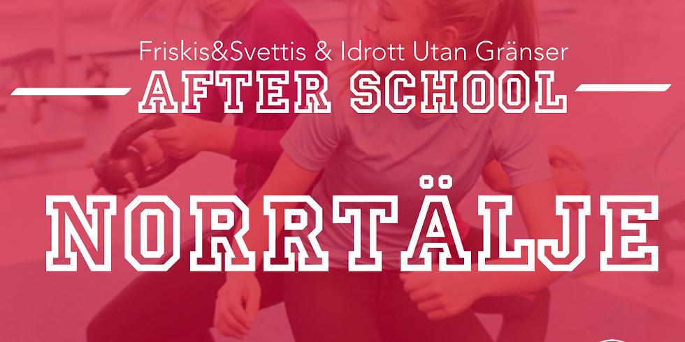 Afterschool ålder 13-16 Norrtälje