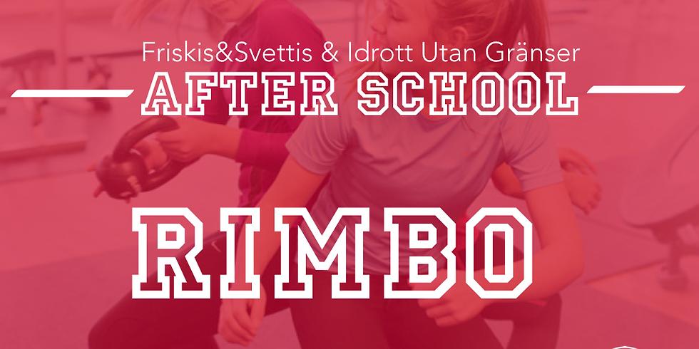 Afterschool ålder 6-12 år Rimbo