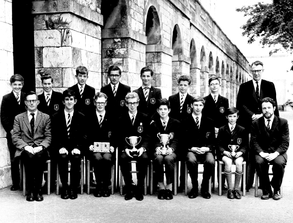 DHSB Chess Team 66-67