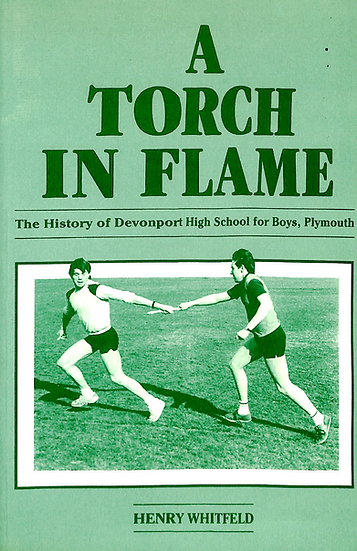 A Torch in Flame - ebook by Henry Whitfeld