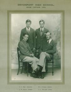 House Captains 1932