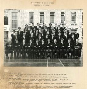 Prefectc 1970-71