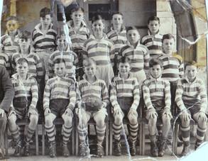Devonport HighSchool Rugby 1952-3