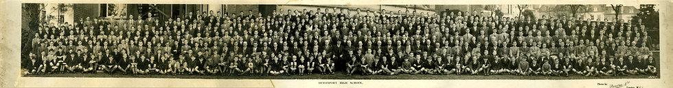 Whole School Photograph 1935