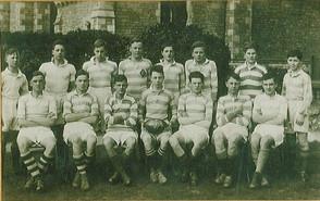 2nd XV 1928-29