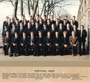 DHSB Prefects 1994-95