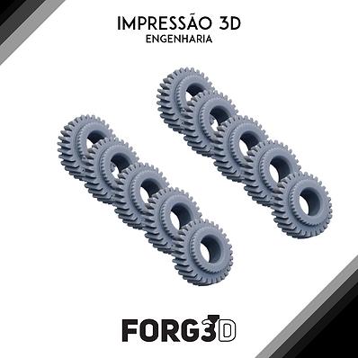 Impressão 3D manutenção