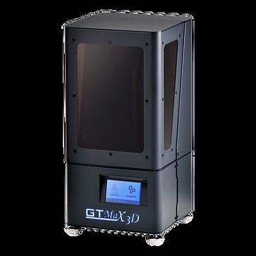 impressora 3D nacional de resina, ótima para trabalhos odontológicos e guias cirurgicos.