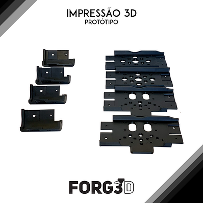 Impressão 3D Engenharia Industrial